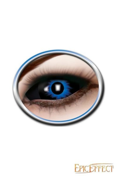 Blue Demon Sclera Lenses