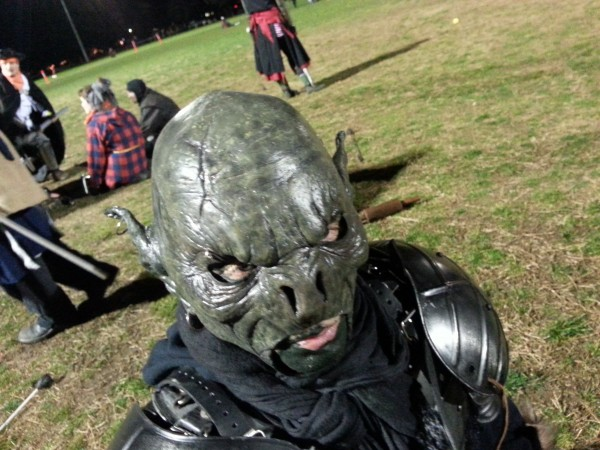 Beastial Orc Mask