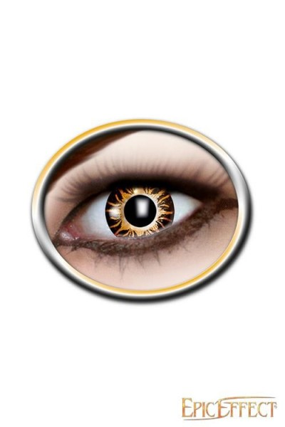 Magic Yellow Lenses (Three Tone)