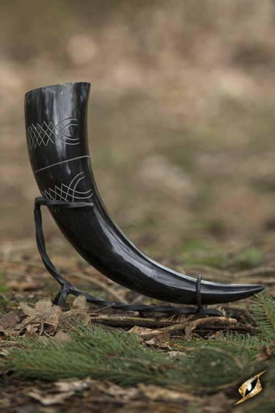 Chieftain's Drinking Horn