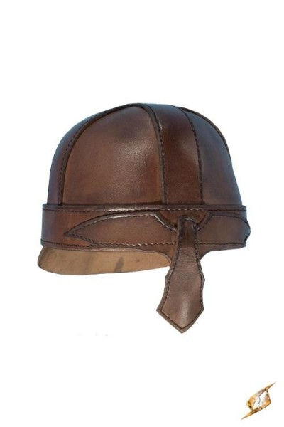 Medium Warrior Helmet (Brown)