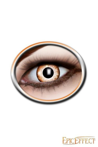 Bright Orange Lenses (Two Tone)