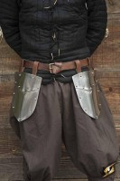 Soldier's Belt Shield