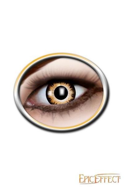 Yellow & Black Lenses (Two Tone)