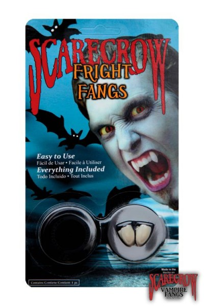 Vampire Fangs - Fright