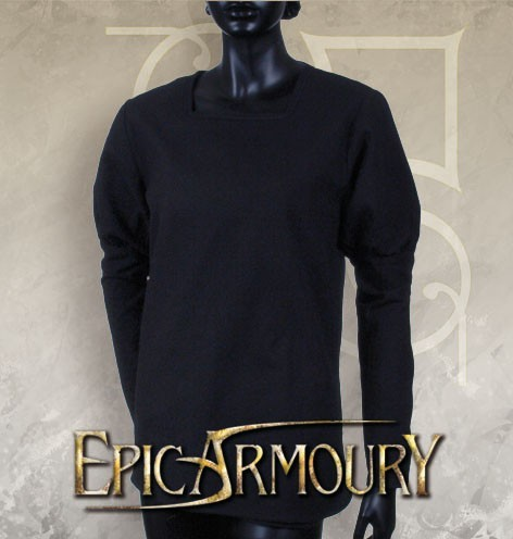 Empire Shirt - Black