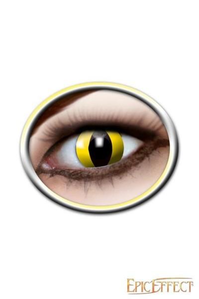 Yellow Cat Lenses