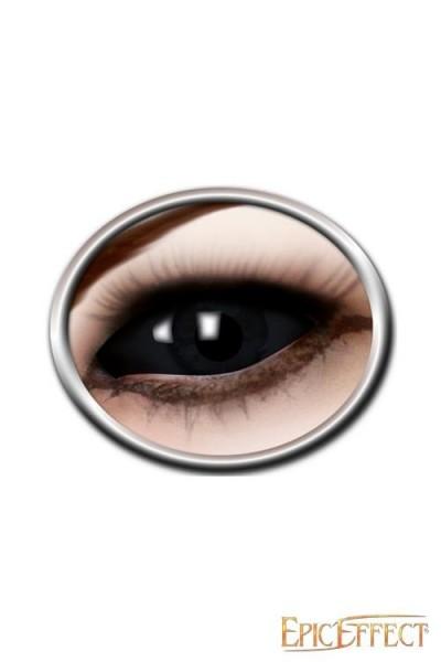 Black Eye Sclera Lenses