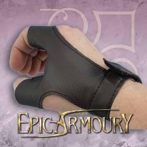 Archer's Glove - Right Hand - Brown