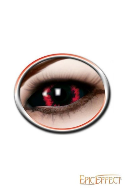 Red Demon Sclera Lenses