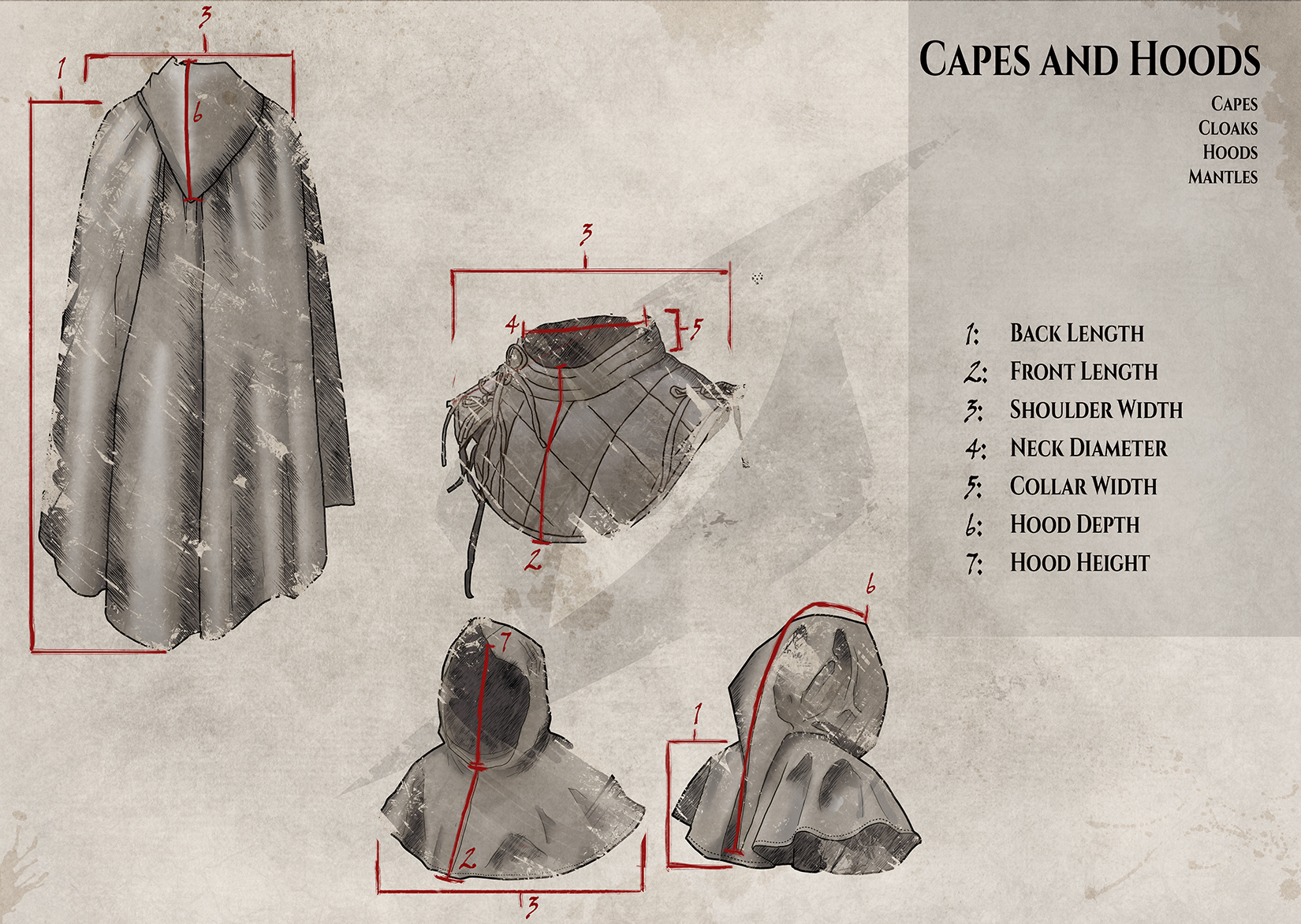 Size-guide-Cloaks
