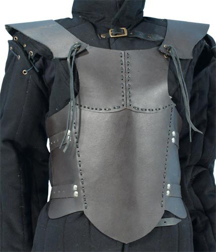 RFB Leather Armour