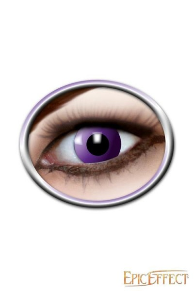 Purple Gothic Lenses