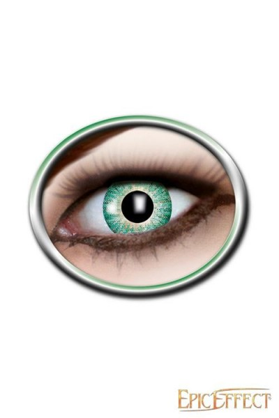 Green Lenses (One Tone)