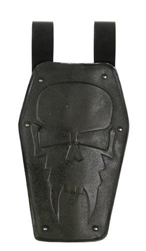 Undead Skull Plate