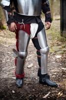 Soldier's Full Legs