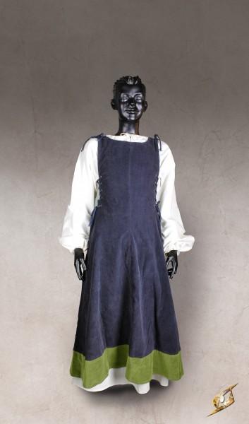 Childrens Dress - Dark Blue