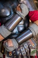 Spartan Bracers