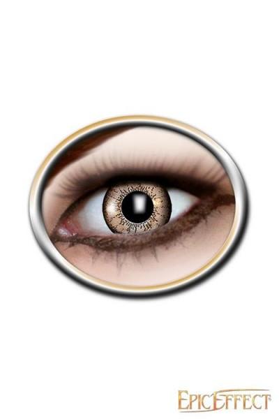 Light Brown Lenses (One Tone)