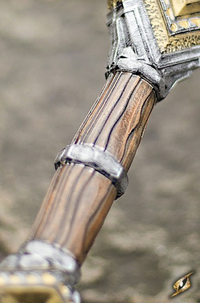 Hybrid Dwarven Single Edged Sword 85cm