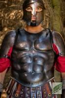 Spartan Musculata Cuirass