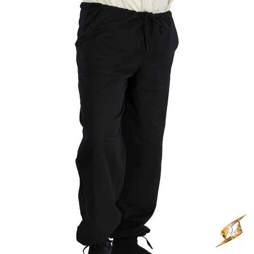 Basic Pants - Black