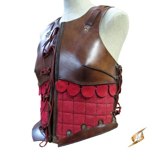 Female Leather Armour